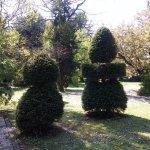 botanic garden Bratislava