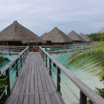 Photo de The St. Regis Bora Bora Resort