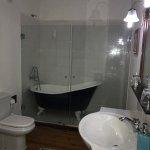 Look at the bathtub