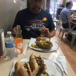 Delicious! Best Cuban ever