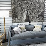Thom Filicia Suite living room