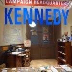 Campaign Headquarters Exhibit