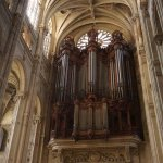 Saint-Eustache, Paris, the organ