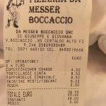 Photo of Messer Boccaccio
