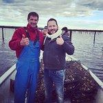 Aller chercher nous-mêmes les huîtres