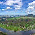Festung Königstein Foto
