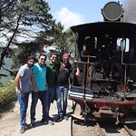Friends with Toy Train