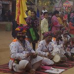 Cultural dance - shilpgram