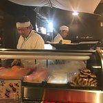 Coconut Rock and Yashi Sushi Bar