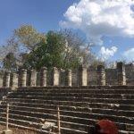 templo mil columnas