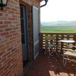 Balcony of Terrace Suite