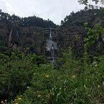 waterfall from a distance