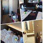 Premium twin room - Large & comfort