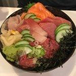 Kaisen Don at Makoto - Delicious!