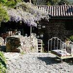 Une des jolies terrasses