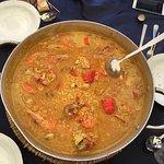 Espectacular arroz con bogavante!!