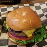 7.5oz Angus Burger