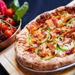 La pizza Spéciale qui est délectable