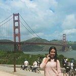 Golden Gate Bridge!!