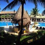Standard Room View - Catalonia Yucatan Beach Hotel November 2015