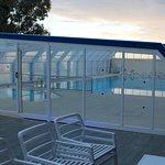Photo de Poseidonia Beach Hotel