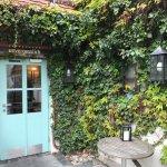 Eingangsbereich zum Restaurant