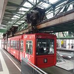 Foto de The Wuppertal Suspension Railway