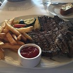 First time to visit San Francisco and I love steaks. John's Grill is a nice place to visit for o