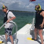 Snorkel Trips are enjoyed by all ages