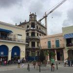 Colorful Plaza Vieja