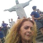 Christus-Erlöser-Statue (Cristo Redentor) Foto