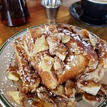 Apple French Toast - WOW!