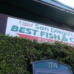 Their Fish & Chips has been voted the Best Fish & Chips in San Diego for 9 years running now.
