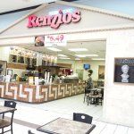 Exterior of Renzios within the Pioneer Mall in Cheyenne