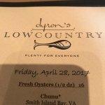 Foto di Dyron's Lowcountry