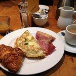 Breakfast at Strand Palace