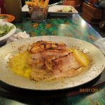 BROILED FISH very good !!