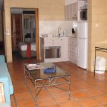 Villa San Michele - Room #32 - Living & Kitchen