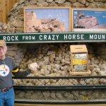 Crazy Horse Rocks