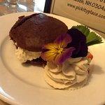 Heath Bar Crunch Woopie Pie, April's Menu.