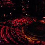 Zumanity - Vegas - Before the show.