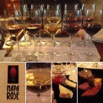 Napa Rose Food & Wine Experience