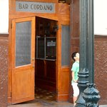 Oldest pub in Lima