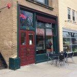 Rhombus Guys Pizza at 312 Kittson Ave
