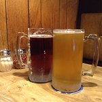 Nice cold beers to go with the best pizza in Hesperia!