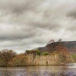Castle on Loch an Eilein