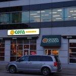 Cora's, Toronto.