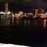 Night Scene from Penang Ferry