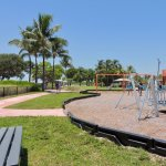 Great little park at Sombrero Beach with playground and walking paths.