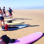 Dfrost Almugar Surf and Yoga - Taghazout Villa Foto